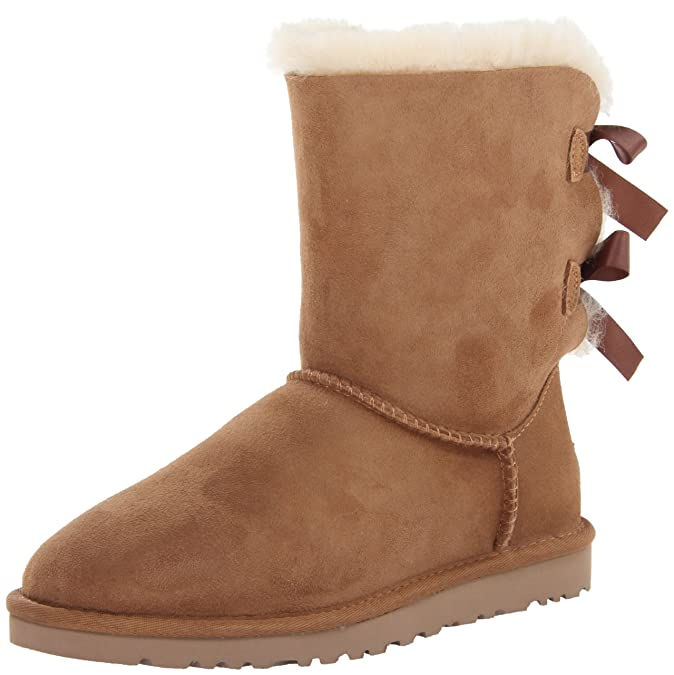 Classic Slipper, Damen Stiefel, Brown (Chestnut), 40 EU (7.5 UK) UGG