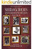 Sherlock Holmes: Adventures Beyond the Canon : Volume III