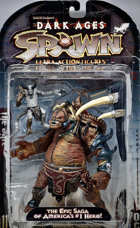 McFarlane Spawn 11 Dark Ages Series The Ogre