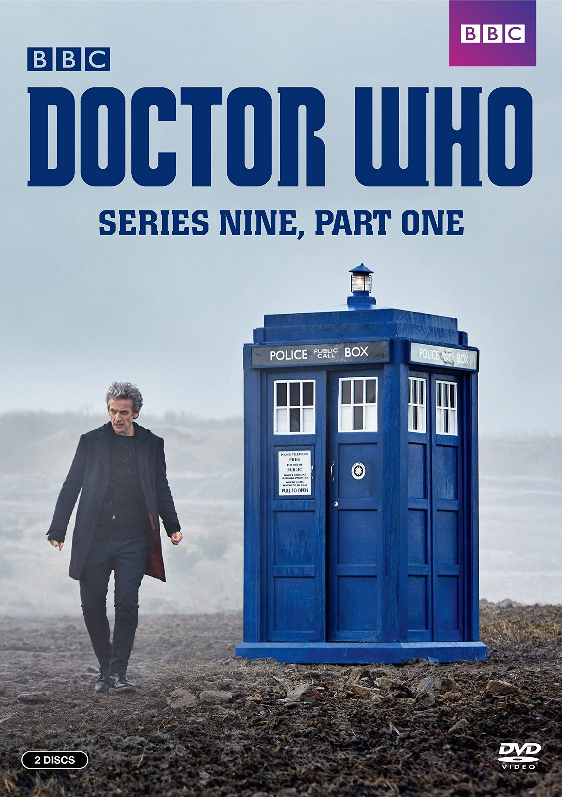 Doctor Who: Series 9 Part 1
