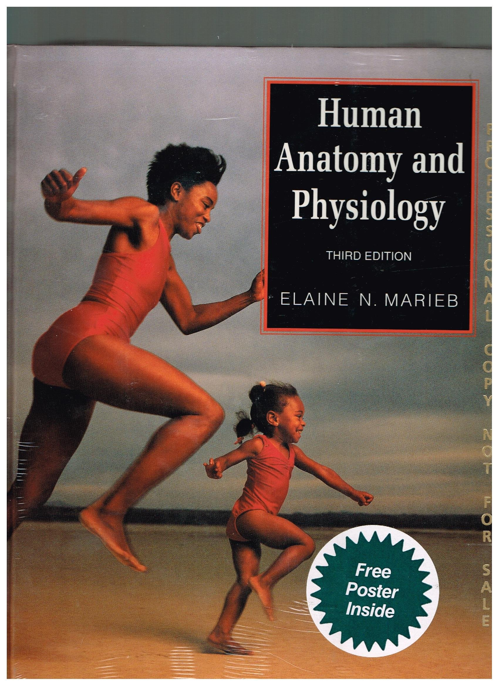 Human Anatomy and Physiology third edition: Amazon.com: Books