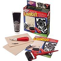 Essdee Linocut - Kit de linograbado