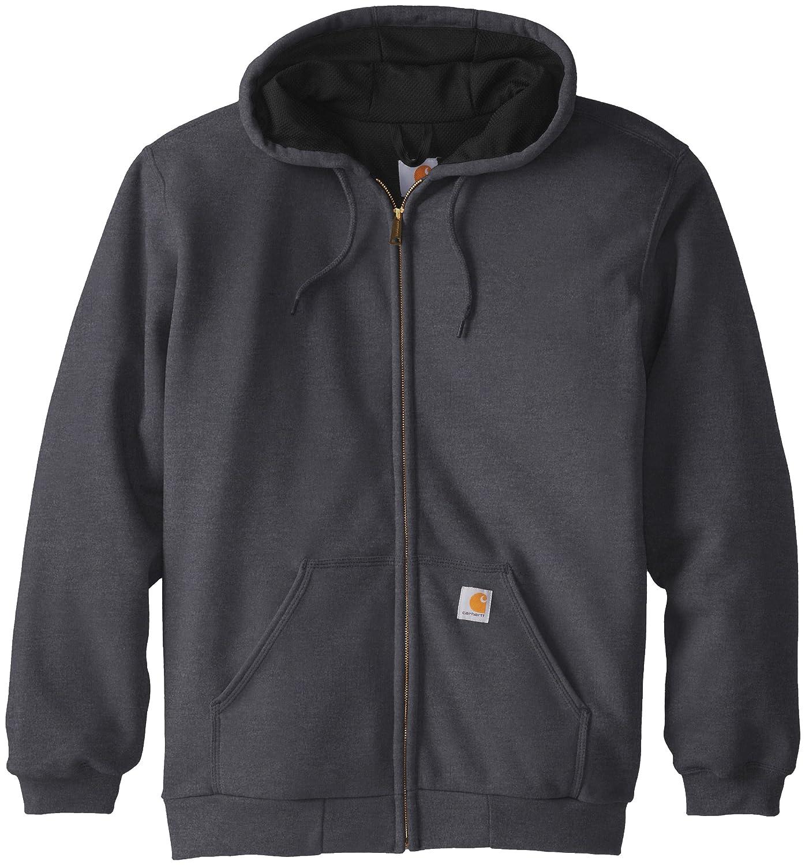 Carhartt Mens Big & Tall Rain Defender Original Fit Thermal Lined Hoodie Carhartt Sportswear - Mens 100632