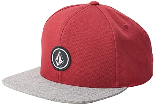 46859e3b60212c Amazon.com: Volcom Men's Quarter Twill Snapback Hat: Clothing