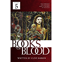 The Books of Blood - Volume 5 book cover