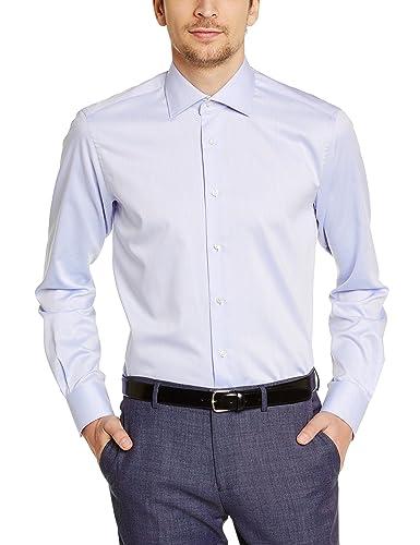 Tommy Hilfiger Tailored Herren Regular Fit Smoking Hemd Jak SHTFKS99004
