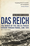 Das Reich: The March of the 2nd SS Panzer Division Through France, June 1944 (Pan Military Classics) (English Edition)