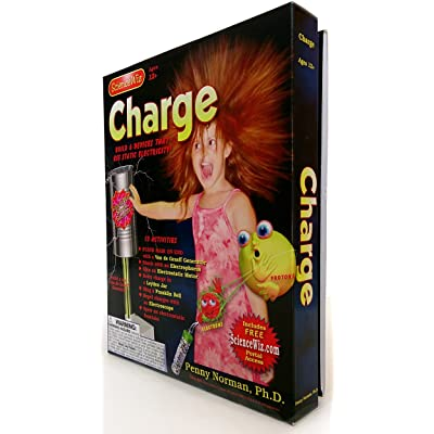 ScienceWiz - Charge! Activity Kit: Toys & Games