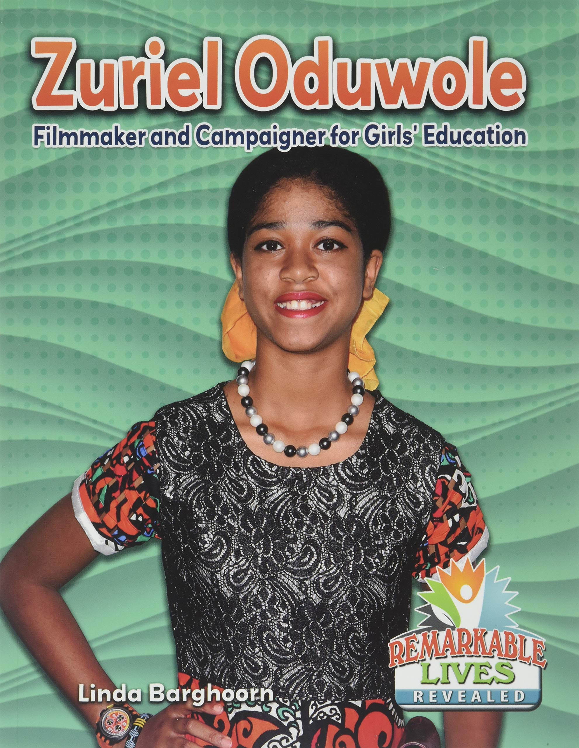 Zuriel Oduwole Filmmaker and Campaigner for Girls Education