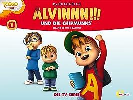 Alvinnn!!! Und die Chipmunks, Staffel 1