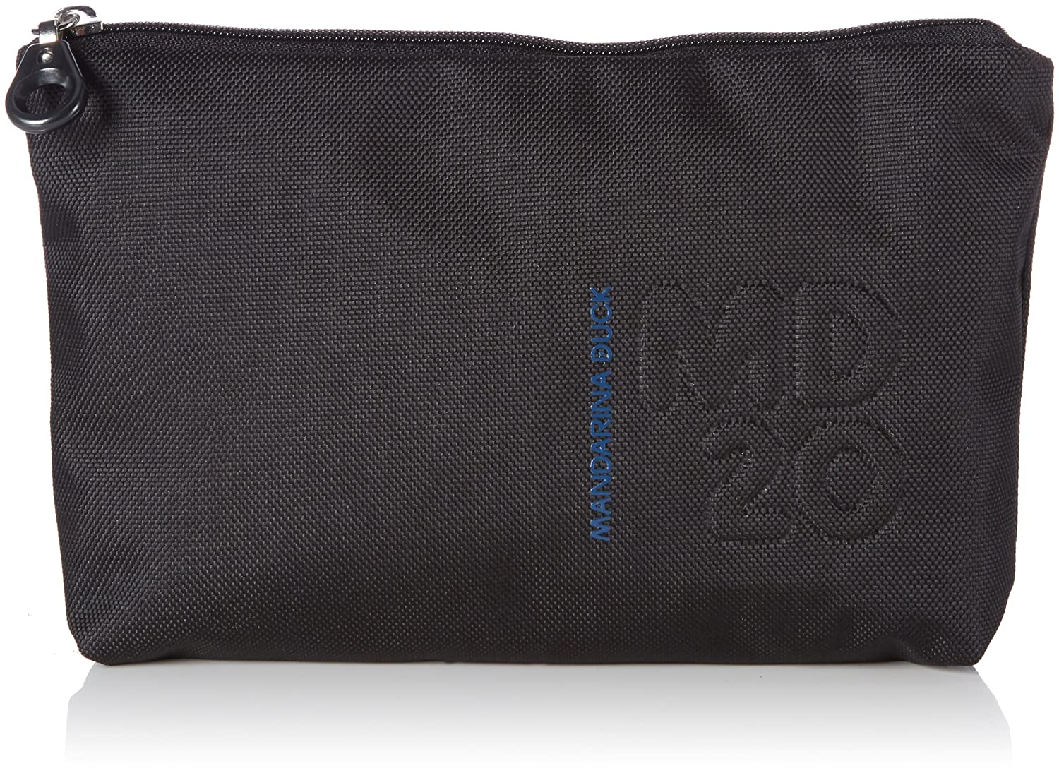 Mandarina Duck Damen Md20 Minuteria Clutch, 10x21x28.5 cm Blau (Dress Blue) P10QMMN9