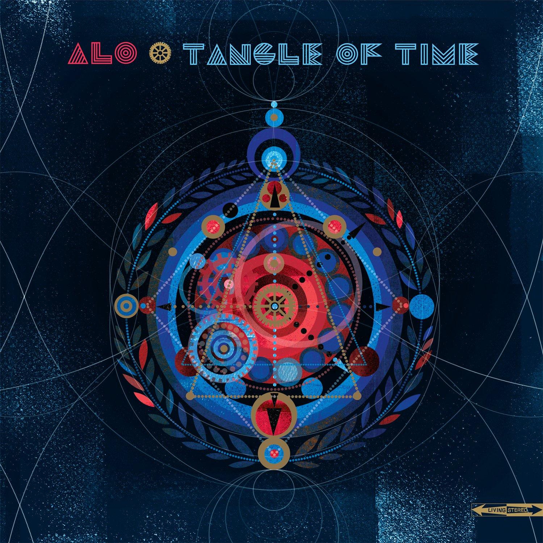 CD : ALO - Tangle Of Time