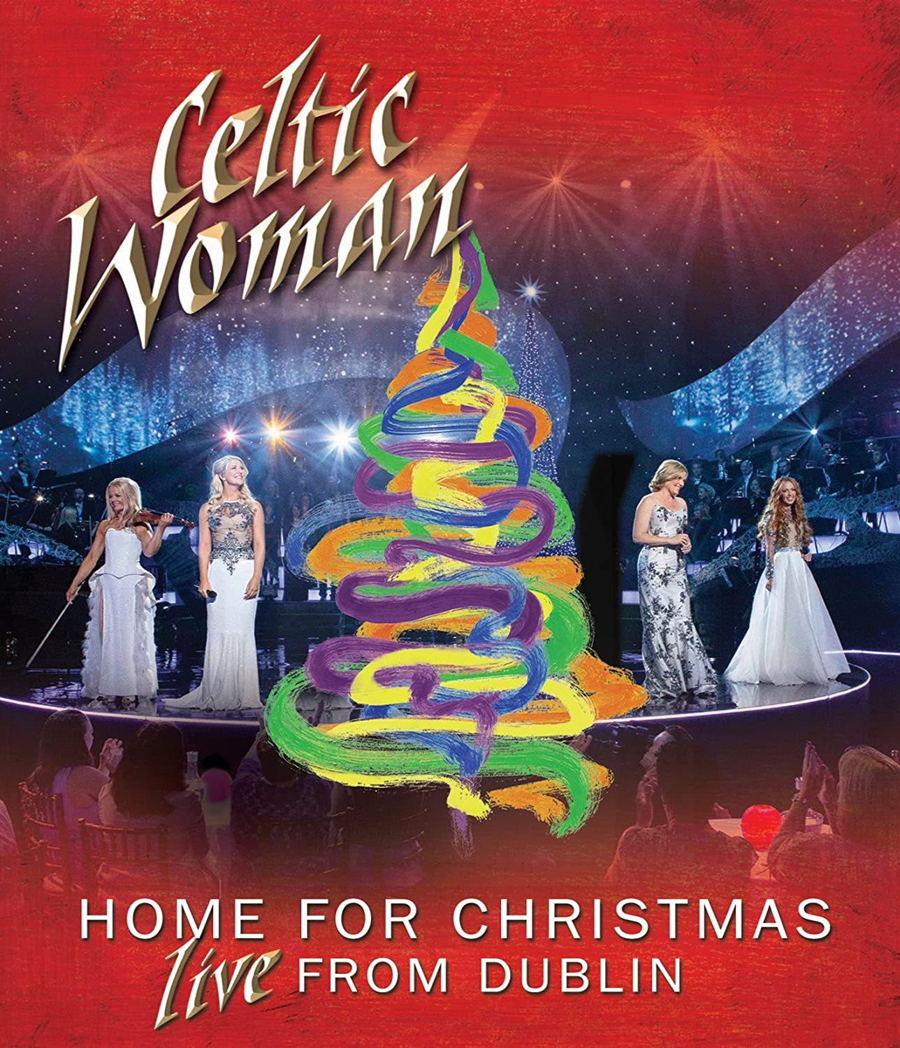 Celtic Woman We Wish You A Merry Christmas.Amazon Com Home For Christmas Live From Dublin Celtic