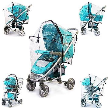 Baby Travel Capota impermeable para carrito de bebé Hauck Malibu: Amazon.es: Bebé