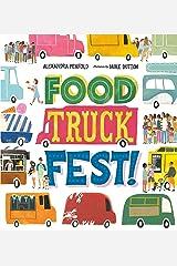 Food Truck Fest! Kindle Edition