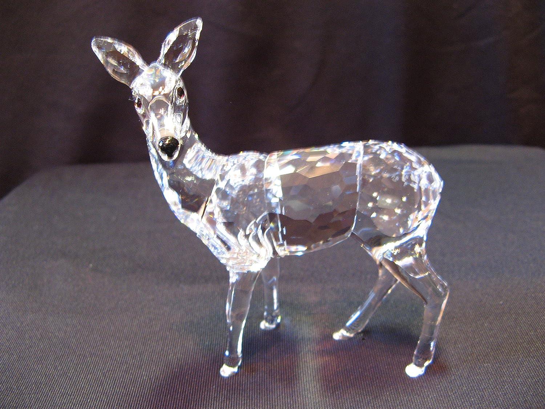 Pewter Doe Deer   Figurine