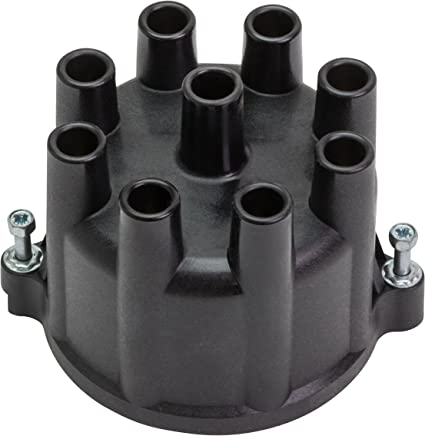 Quicksilver 9766Q1 Distributor Cap V-8 MerCruiser Engines by General Motors with Prestolite Conventional Ignition Systems
