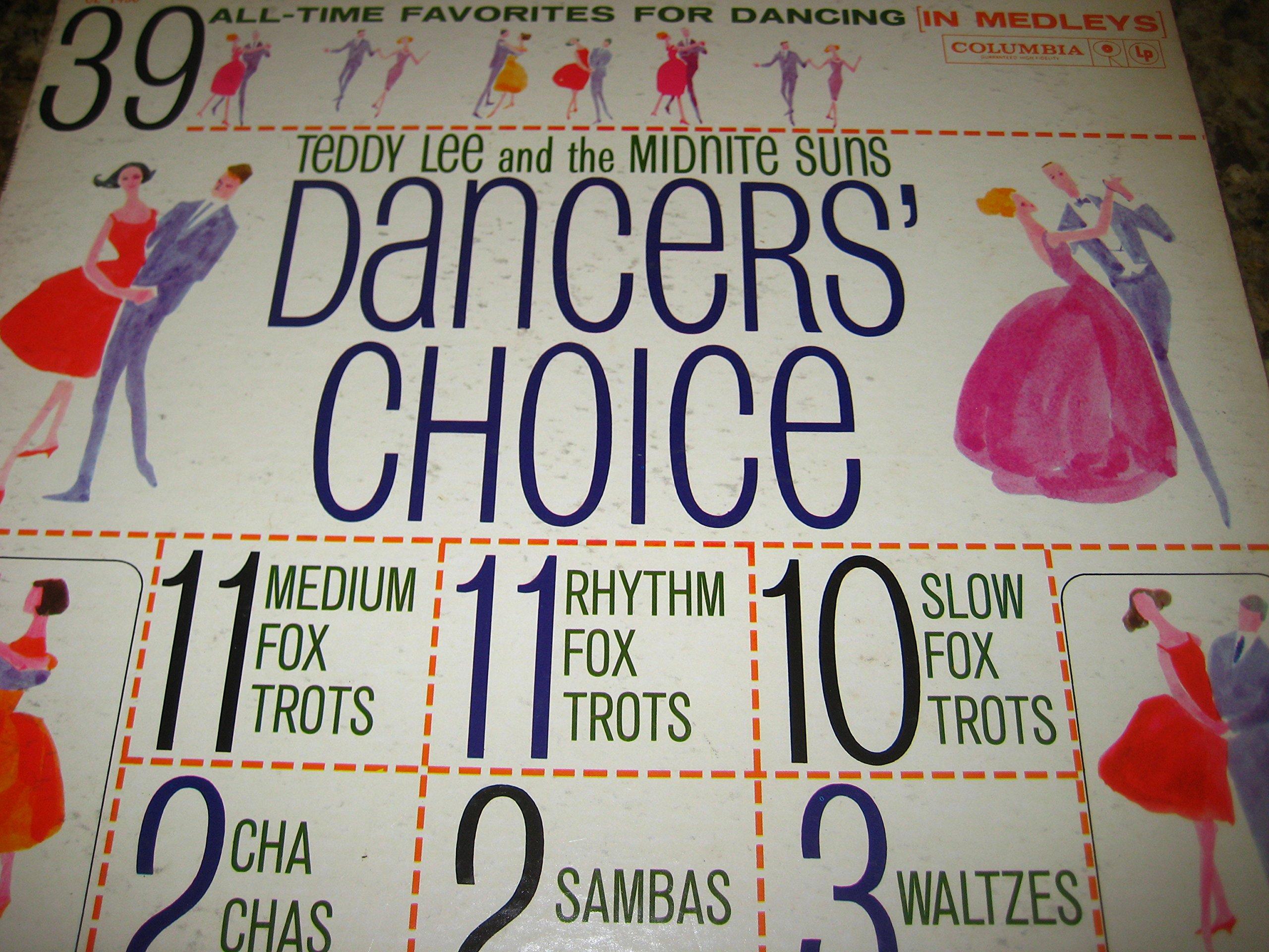 Dancers' Choice: 39 All-Time Favorites for Dancing [Cha Cha, Fox Trot, Samba]