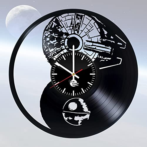 f9ed40d25 Movie Fantasy Art Vinyl Record Wall Clock - Get unique kitchen wall decor -  Gift ideas for men,women,kids - Unique movie art design - Leave us a  feedback ...