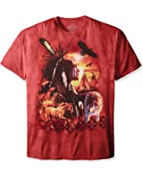 The Mountain Indian Collage T-Shirt