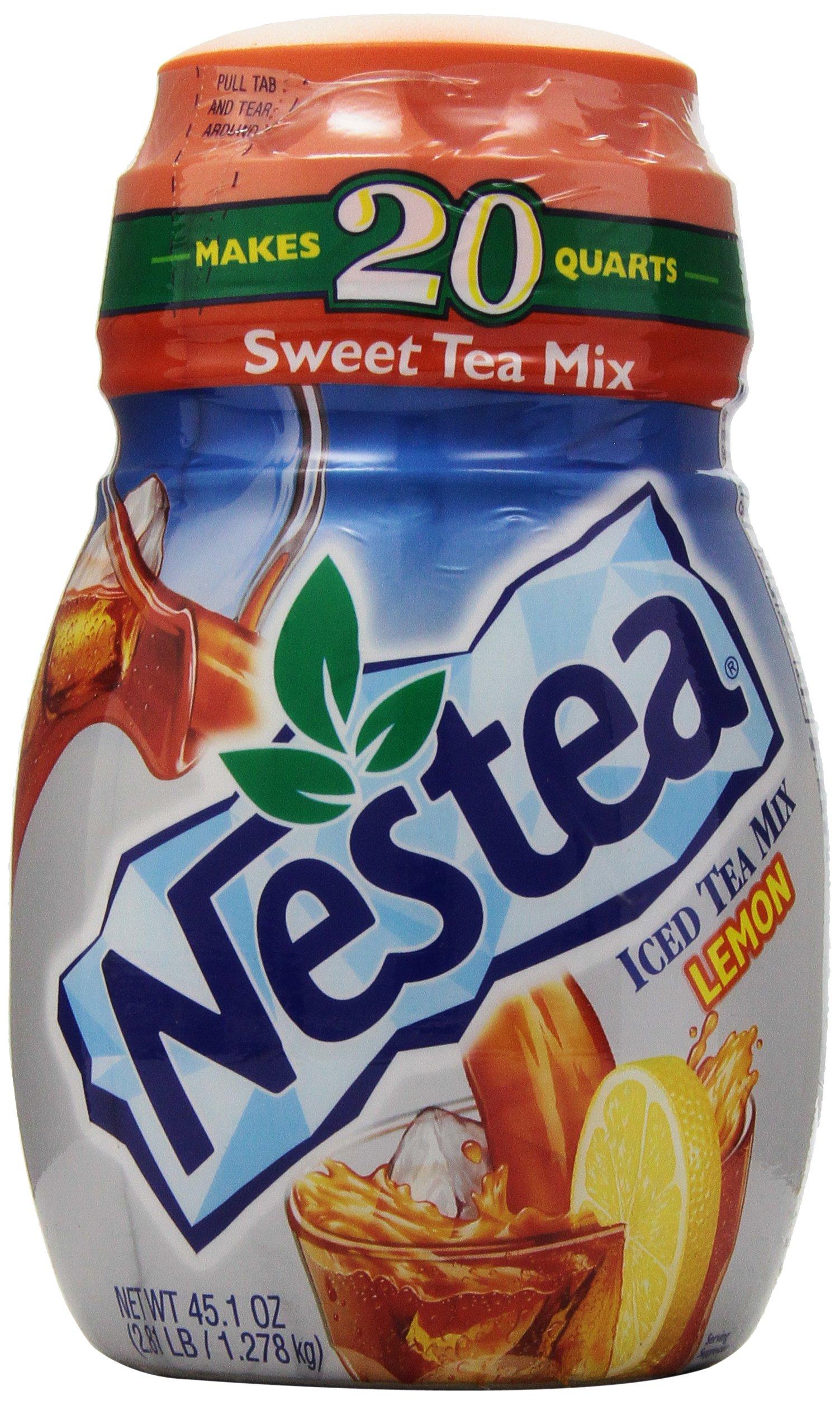 Nestea Sweet Mix Iced Tea, 45.1 oz by Nestea