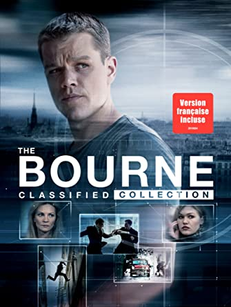 Amazon Com The Bourne Identity The Bourne Supremacy The Bourne Ultimatum The Bourne Legacy Classified Collection Matt Damon Franka Potente Julia Stiles David Strathairn Jeremy Renner Doug Liman Paul Greengrass