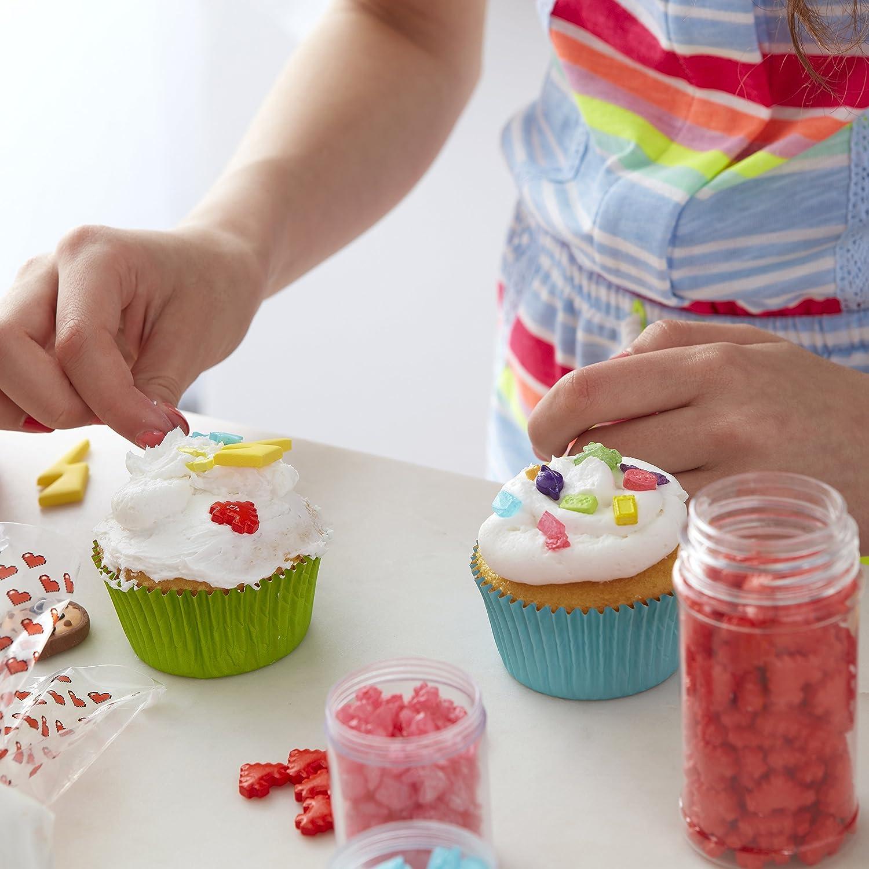 rosanna pansino by wilton cupcake liners kitchen dining