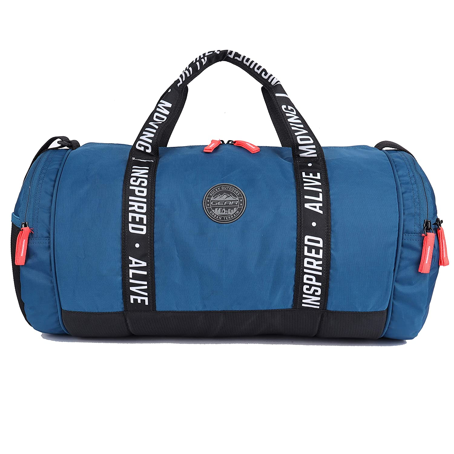 Gear Inspired Duffle Bag for gym