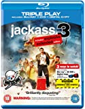 Jackass 3: The Explosive Extended Edition (Triple Play) [Blu-ray] [2010]