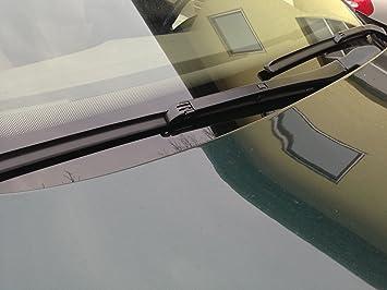 Brightparts - Escobillas limpiaparabrisas delanteras (2 unidades) para BMW Serie 5 E39 fabricados desde 1996 a 2004, modelos tipo Berlina y Touring: ...
