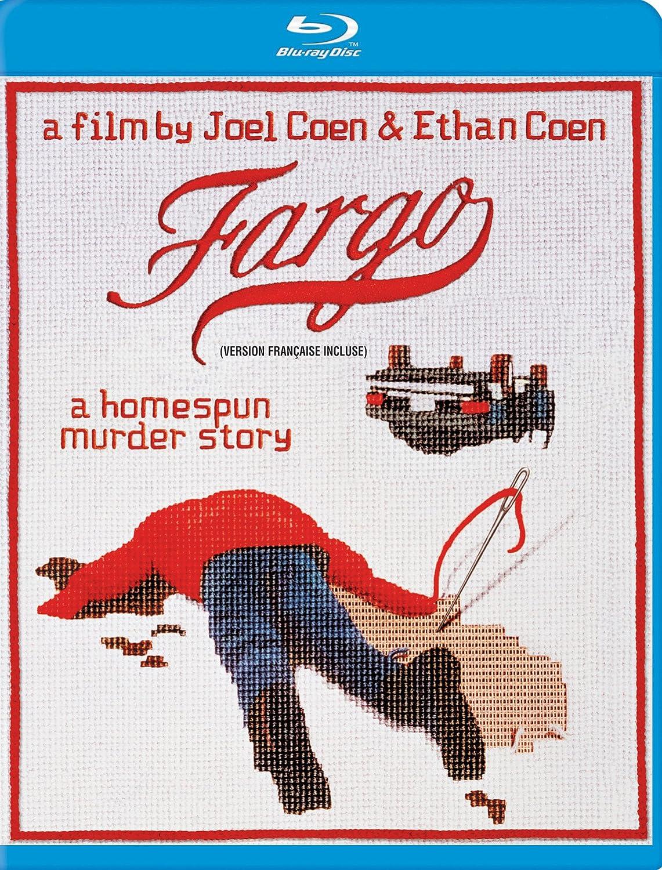 Fargo [Blu-ray] Frances McDormand MGM Drama