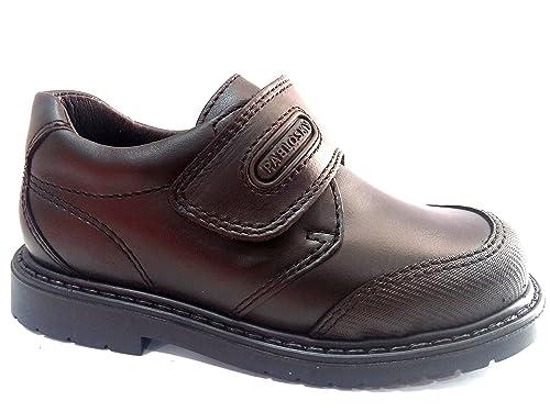 Zapato Colegial PABLOSKY unisex Alba Marrón 795690 (41)
