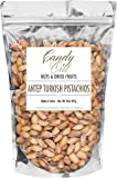 Antep Turkish Pistachios 2 Pound - 32 Ounce Roasted and Salted Premium Pistachios in Sealed Bag