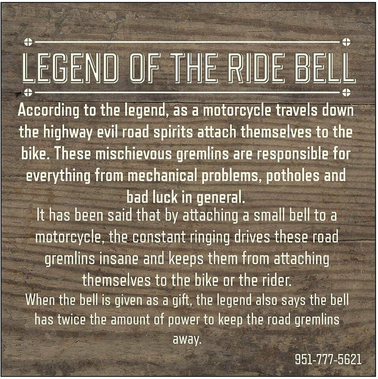 Deluxe Ride Bell 3-D BELLS 3-D Fire Dept