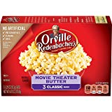 Orville Redenbacher's Movie Theater Butter Popcorn, Classic Bag, 3-Count, 9.87 Oz