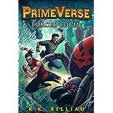 PrimeVerse: Forced Login: (A LitRPG/Gamelit Adventure)