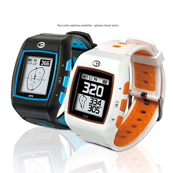 GolfBuddy WT5 Golf GPS Watch Review