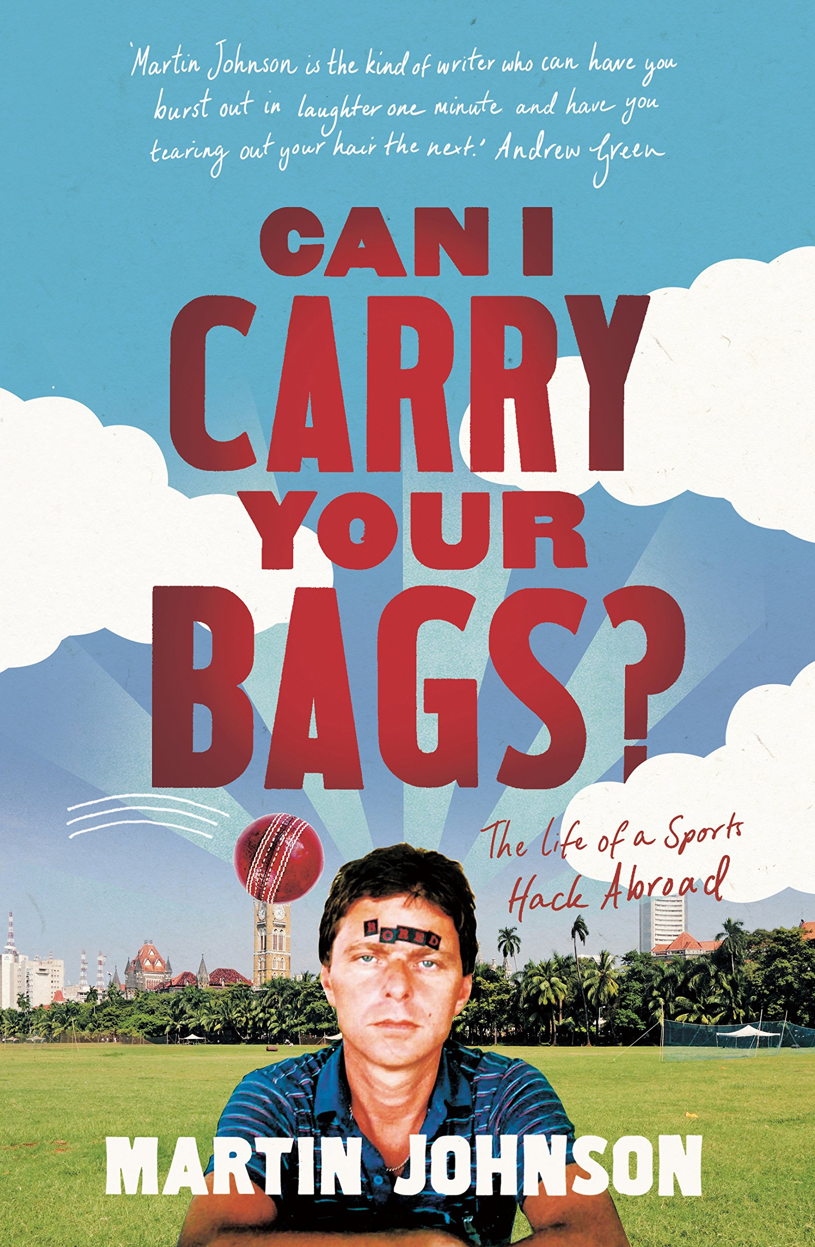 Download Can I Carry Your Bags? pdf epub