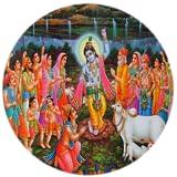 Govardhan Puja Celebration