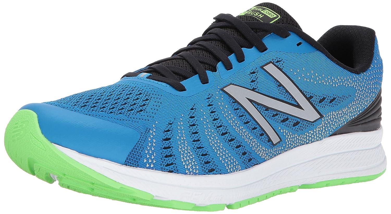 New Balance Men's RUSHV3 Running Shoe B01N1I0WZO 7.5 D(M) US|Bolt/Black