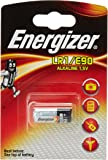 ENERGIZER 608306 Battery, Single Cell, Alkaline, 900 mAh, 1.5 V, N, Raised Positive and Flat Negative, 12 mm