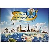 FERRIOT CRIC - 1850 - Le Monde en 100 Pays - Bleu
