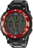 Sonata Ocean Series II Digital Grey Dial Men's Watch - NF77011PP02J