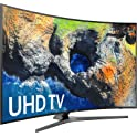 "Samsung MU7500 55"" Curved 4K LED UHDTV + $200 GC"