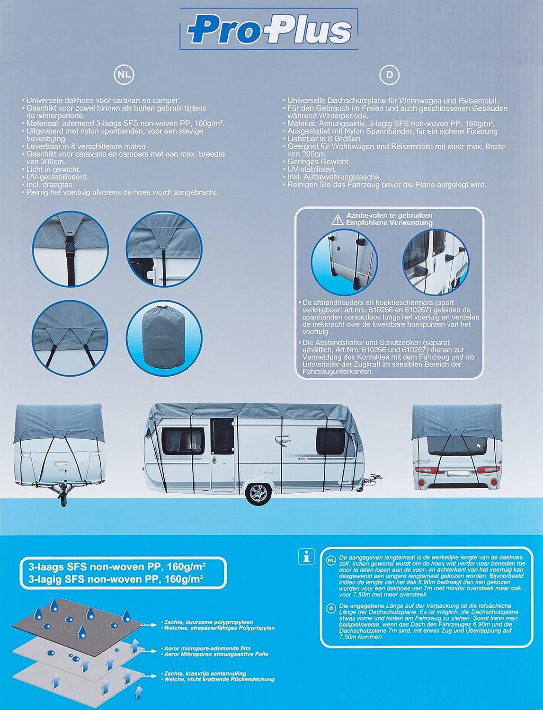 Rivestimento per roulotte e Camper Modello 610274 ProPlus