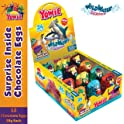 Yowie Wild Water Series 5 Surprise Inside Chocolate Egg