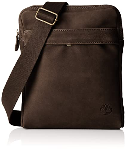 4f1921527e0 Timberland Tb0m5467, Men's Shoulder Bag, Brown (Black Coffee ...