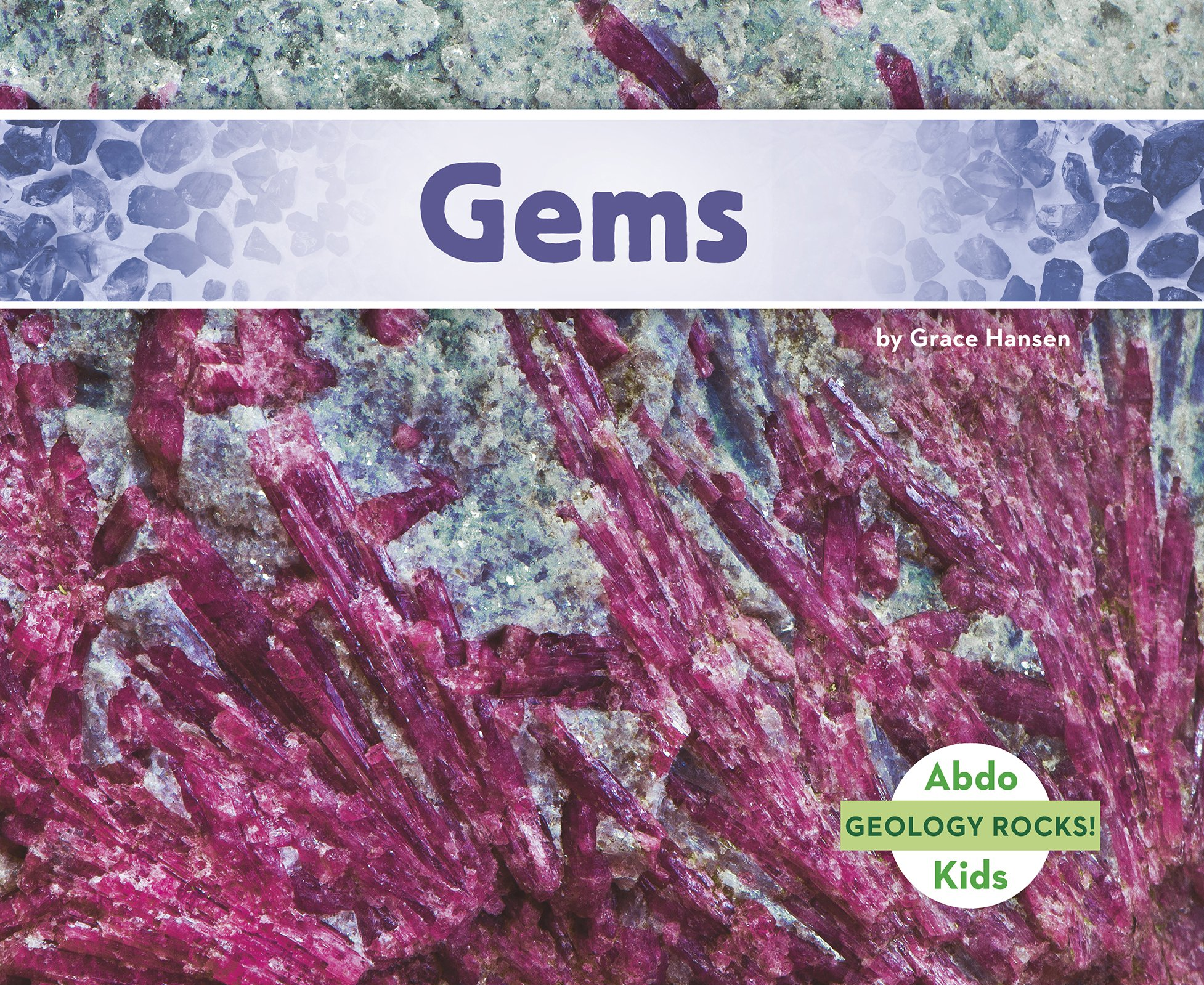 Download Gems (Geology Rocks!) pdf epub