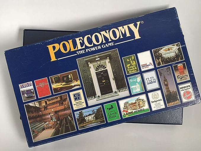 POLECONOMY THE POWER GAME: Amazon.es: Juguetes y juegos