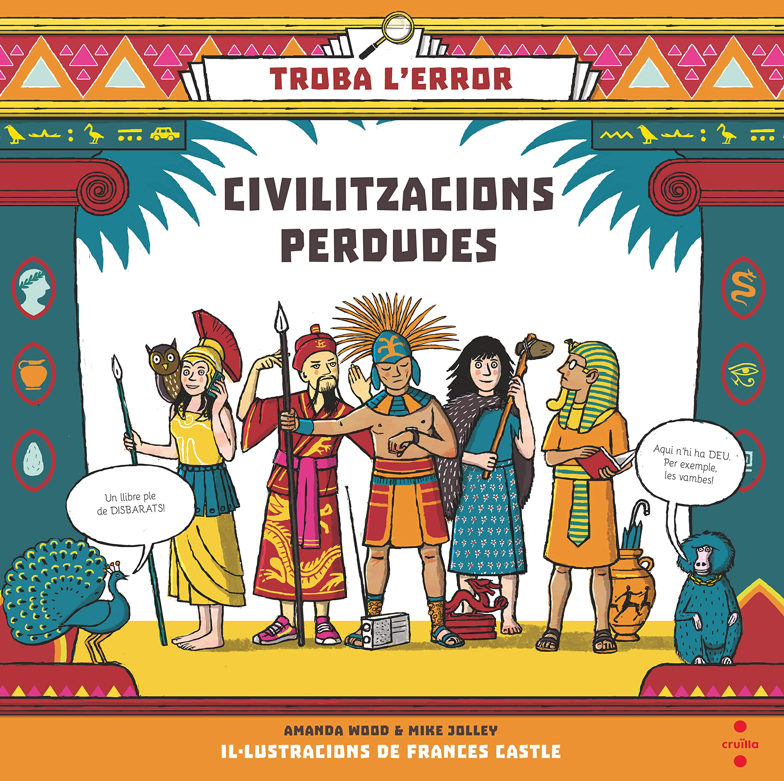 Civilitzacions perdudes (Detectius del temps): Amazon.es ...